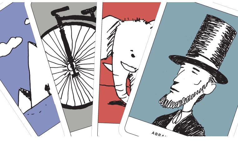 Li'l Stories cards